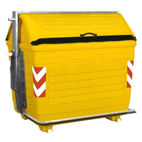 Productos botes y contenedores de basura - Contenedores de basura para reciclaje ...